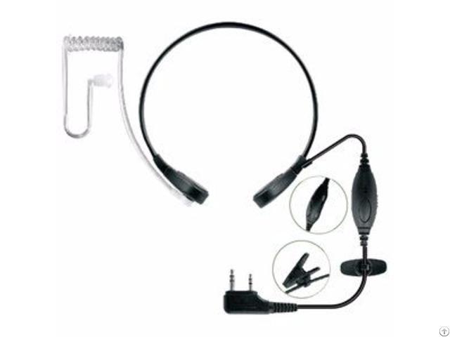 Walkie Talkie Throat Control Kits Tc 314