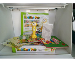 Touch And Talk Point Of Reading Pen With Bookfor Kids To Leaning Toys