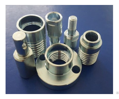 Manufacture Of Precision Cold Forged And Turned Parts In Carbon Or Low Alloy Steel