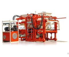 Concrete Block Making Machinery Machine T10