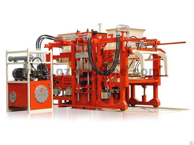 Qgm T10 Block Machine