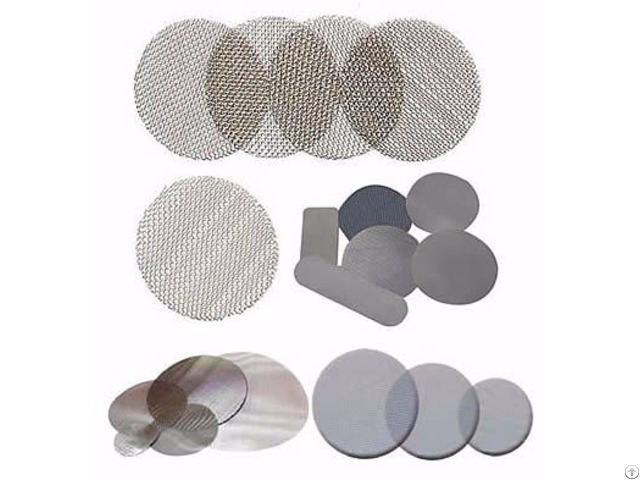 Stainless Steel Extruder Screen