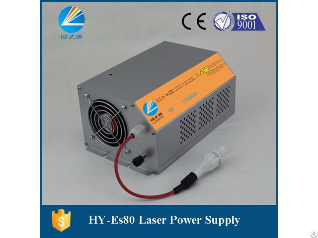 Hy Es80 Co2 Power Supply With 80w For Efr F2 Tube