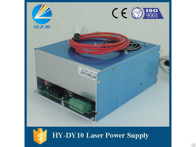 Hy Dy10 Blue Co2 Laser Power Supply For Reci W2 Laser Tube