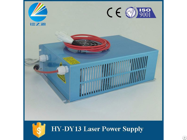 Hy Dy13 Blue Co2 Laser Power Supply With 100w For Reci W4 Laser Tube