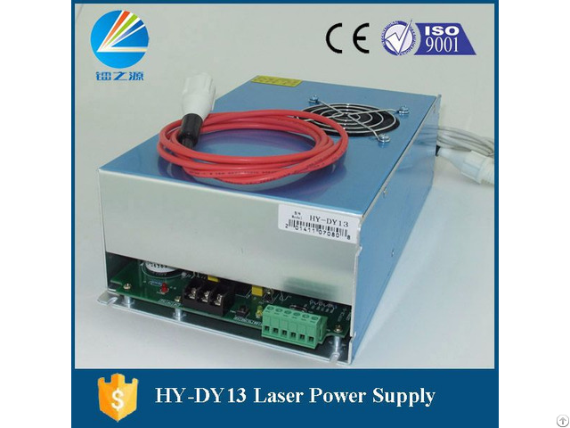 Hy Dy13 Co2 Blue Power Supply For Reci W4 Tube With 100w