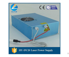 Hy Dy20 Co2 Power Supply With Blue Color For Reci W6 W8 Tube