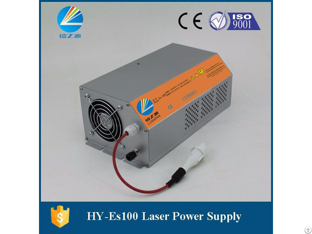 Hy Es100 Co2 Power Supply For Efr 100w F4 Tube