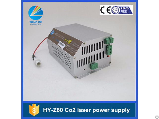 Hy Z80 Newest Co2 Power Supply With 80w For Reci Efr Spt Tube