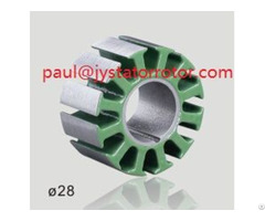 Silicon Steel Stamping And Lamination For Bldc Motor Stator Core