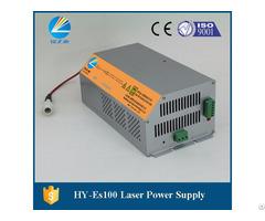 Hy Es100 Co2 Laser Power Supply For Efr F4 Laser Tube