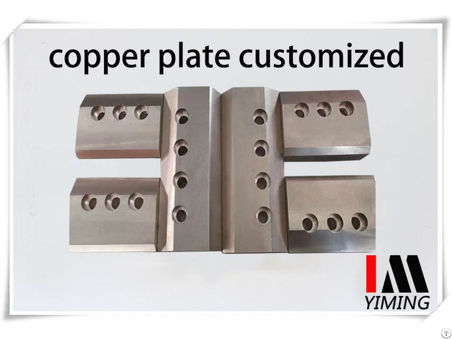Copper Alloy Plate Customized Brass And Bronze Guide Wearing Liner