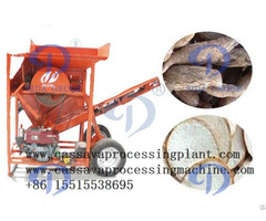 How Is Cassava Peeling Machine Operated