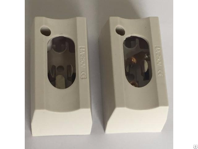 Pc Material Lamp Socket S14d Mirror Light Holder