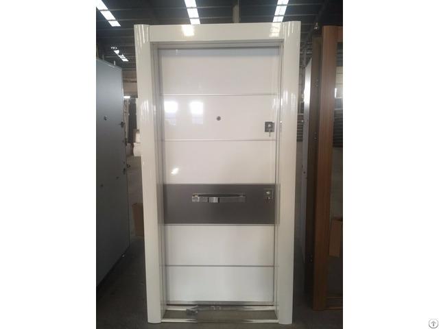 Steel Wooden Security Door