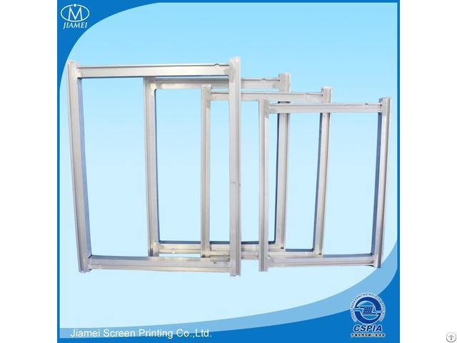 Manual Aluminum Screen Printing Frame For Sale