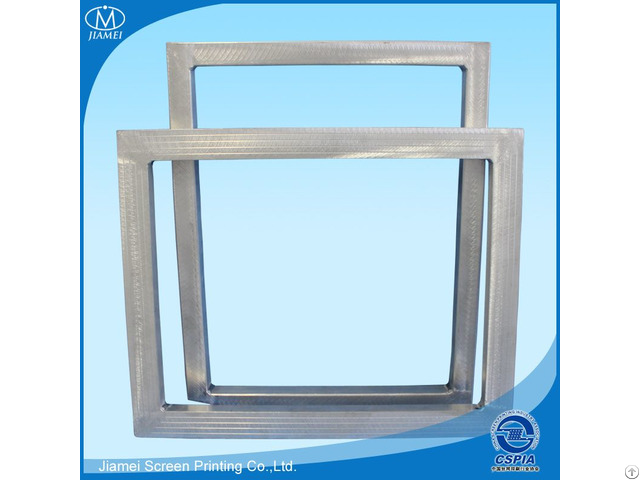 Machinery Screen Printing Aluminum Frame