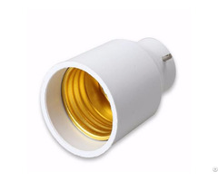 Lamp Holder Converters B22 To E27 Led Bulb Socket Adapters
