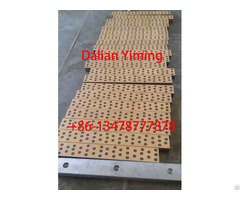 Wear Resistant Self Lubricating Copper Plate Using For Shearing Machine
