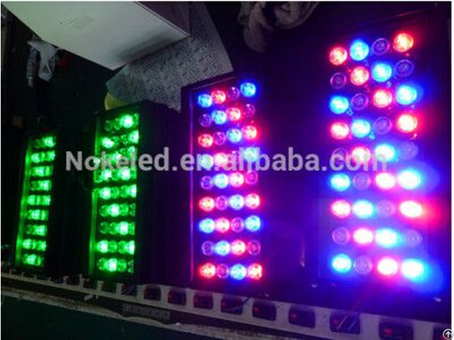 Outdoor Waterproof Rgb Led Flood Light