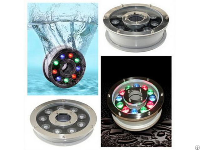 Underwater Lighting Ip68 Led Fountain Light