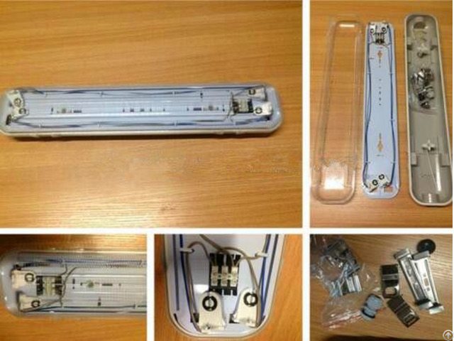 Ip65 Led Tri Proof Light With T8 Tube