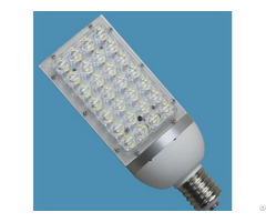 Plug In Led Street Light E27 E40 Bulb Streetlight
