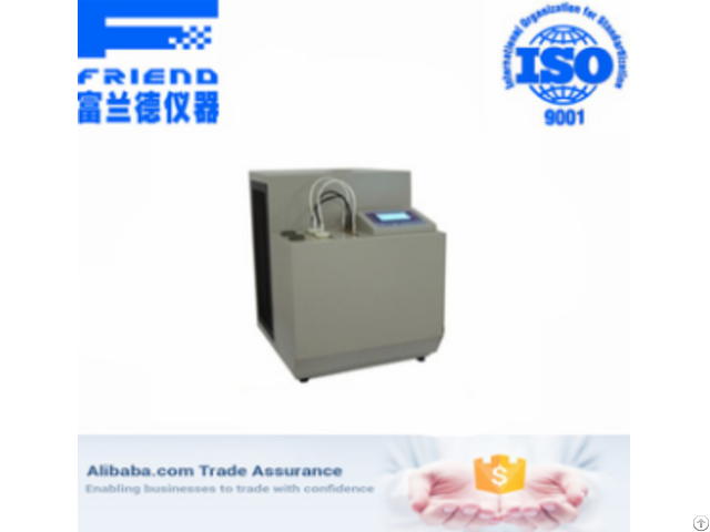 Fdt 0318 Automatic Freezing And Pour Point Tester