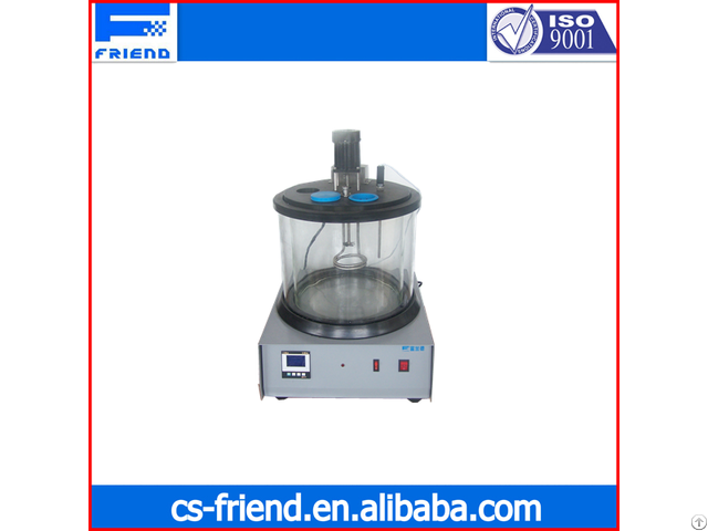 Fdt 0401 Kinematic Viscosity Of Petroleum Products Tester