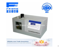 Fdt 0406 Low Temperature Kinematic Viscosity Tester