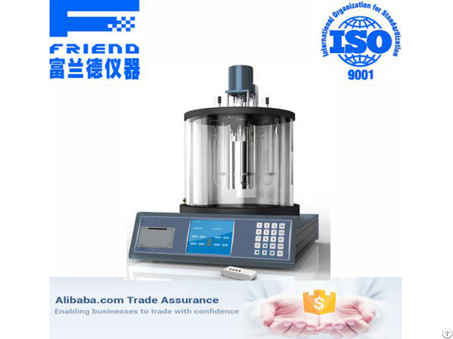 Fdt 0431 Kinematic Viscosity Of Petroleum Products Tester