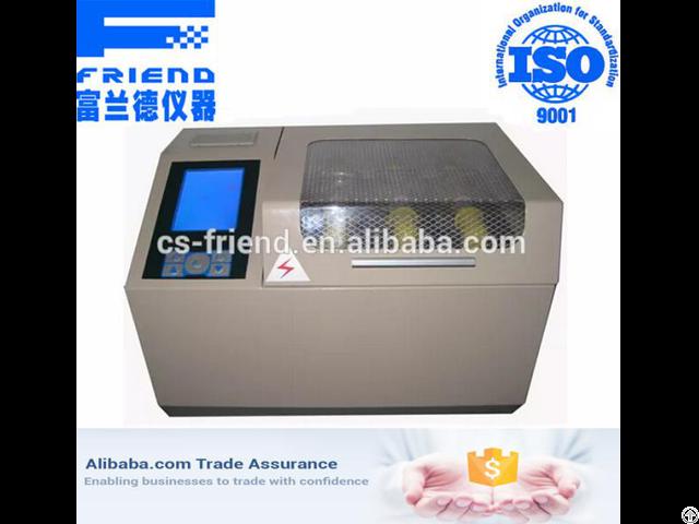 Fdt 0531 Insulating Oil Pressure Tester
