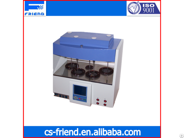 Fdt 0731 Lubricant Oil Rust Preventing Characteristics Tester