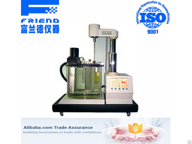 Fdt 0801 Oil And Synthetic Liquid Break Emulsification Tester