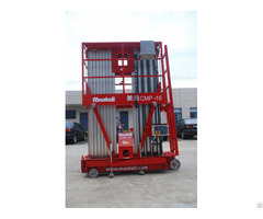 Double Masts Aerial Work Platform Cmp 16