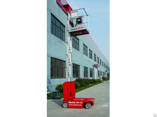 Self Propelled Aerial Work Platform Imp80