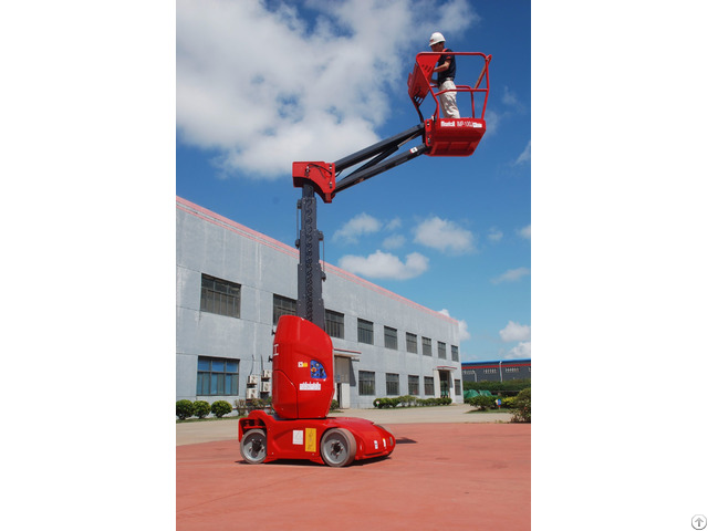 Self Propelled Aerial Work Platform Imp100j