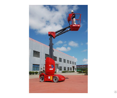 Self Propelled Aerial Work Platform Imp100j