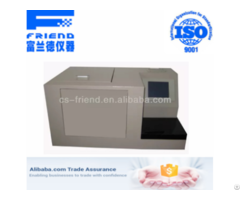 Fdt 0951 Automatic Water Soluble Acid Value Tester