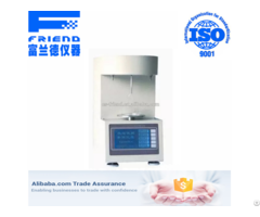 Fdt 1011 Automatic Surface Tension Tester