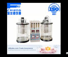 Fdt 1102 Lubricant Foam Performance Tester