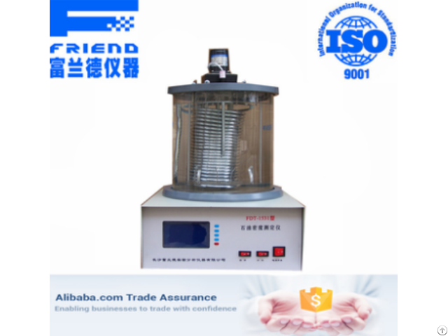 Fdt 1531 Oil Density Analyzer
