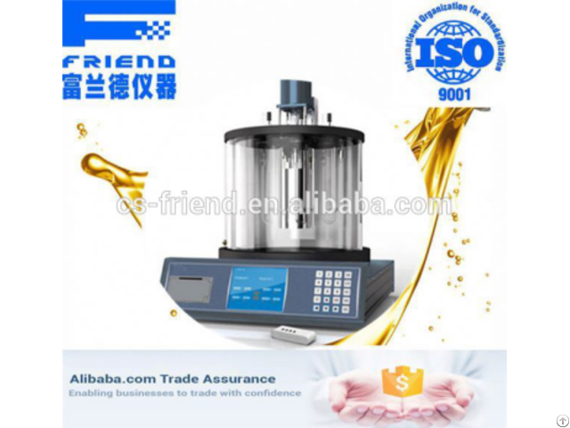 Fdt 0490 Polymer Intrinsic Viscosity Meter