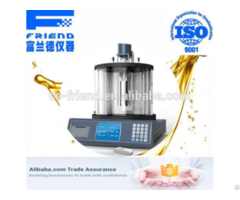 Fdt 0490 Polymer Intrinsic Viscosity Meter