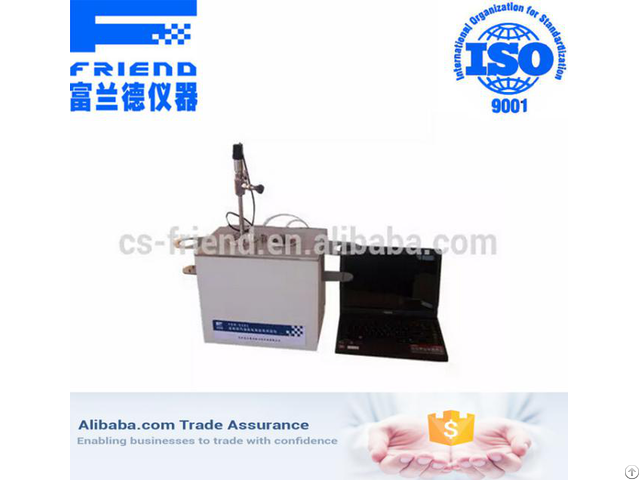 Fdr 0181 Automatic Oxidation Stability Of Gasoline Analyzer Induction Period Method