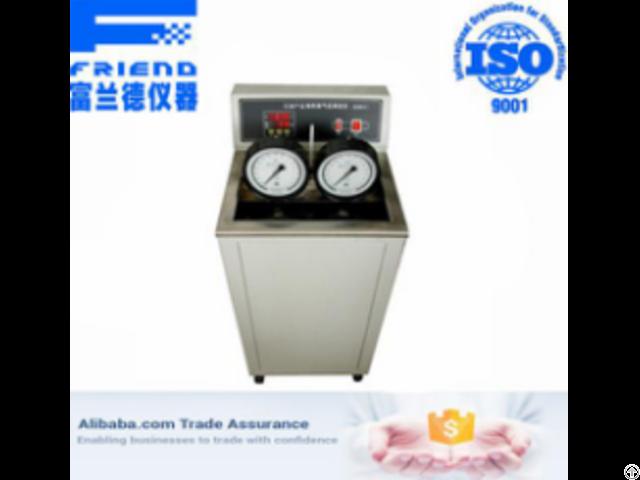 Fdr 0181 Automatic Oxidation Stability Of Gasoline Analyzer