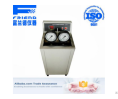 Fdr 0181 Automatic Oxidation Stability Of Gasoline Analyzer