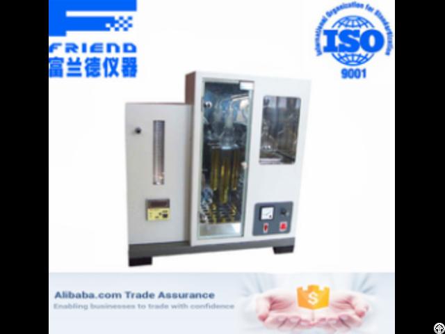 Fdr 0301 High Vacuum Distillation Analyzer