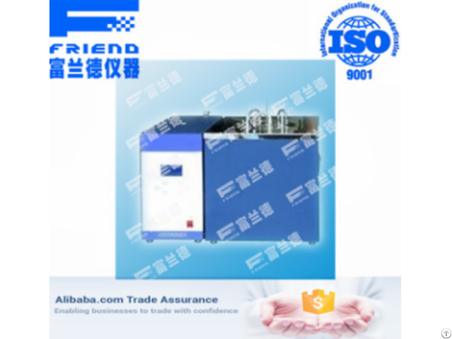 Fdr 0531 Motor Gasoline And Aviation Fuel Gum Analyzer