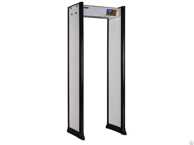 Walk Through Metal Detector Thruscan® Sx I